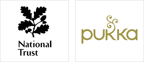 The National Trust and Pukka Teas