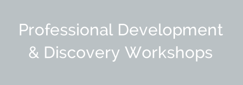Professional Development & Discovery Workshops